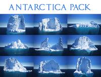 Antarctica Pack 9