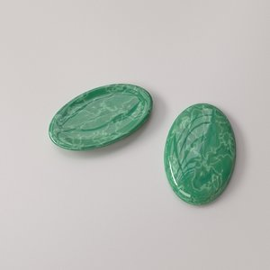 3D worry stone