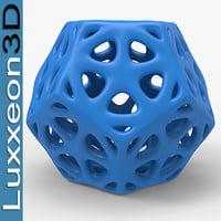 solid manifold printing 3D model