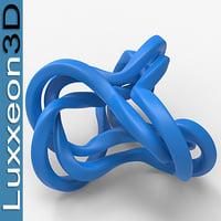3D solid manifold printing