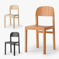 muuto workshop chair model