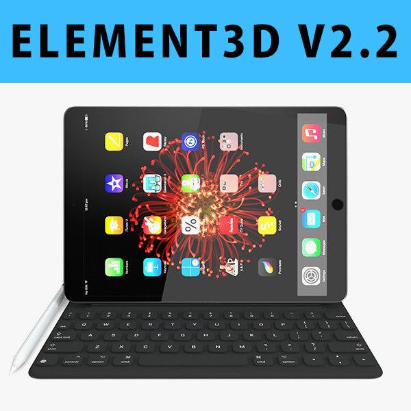 2 - e3d 5 3D model