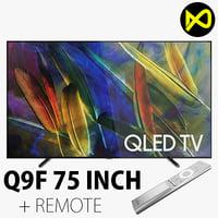 samsung qled tv q9f 3D