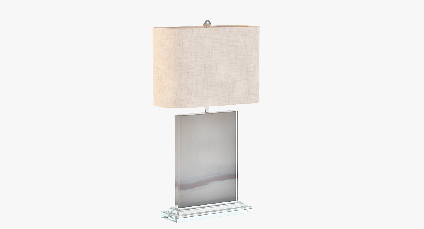johnrichard enigma table lamp 3D model