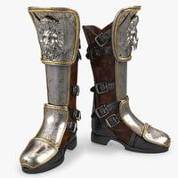 Armor Boot