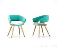 allermuir mollie chair 3D model