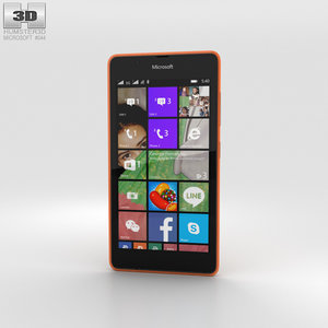 microsoft lumia 540 model