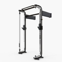 fitness, Omnia Technogym Straight Pull Up Bar (2)