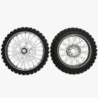 Dirt Motorcycle Wheels