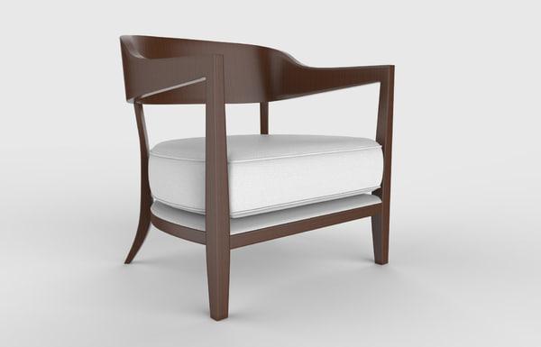maria linen armchair model