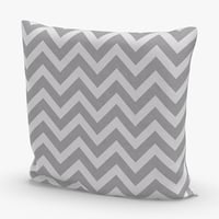 throw-pillow-02---gray-striped 3D