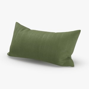 throw-pillow-03---standing-up-02 3D model