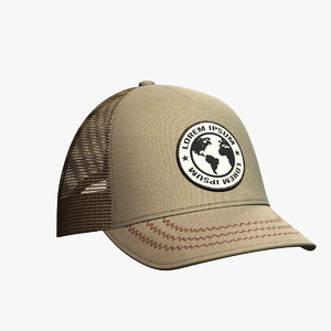 3D baseball hat 1