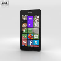microsoft lumia 540 model
