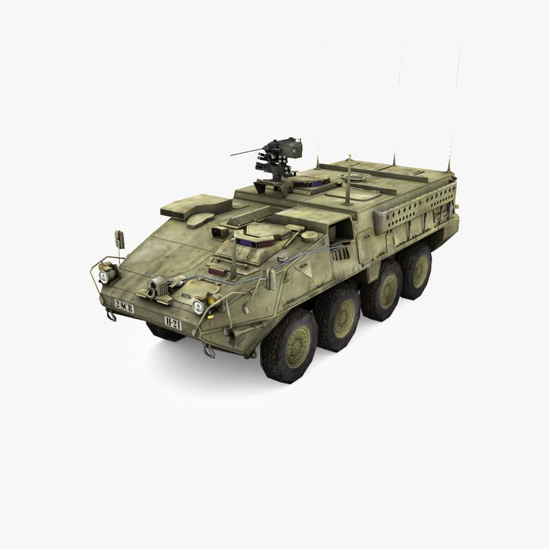 m1126 carrier model