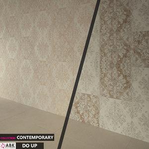 tile abk contemporary cover 3D