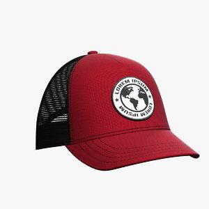 baseball hat 5 model