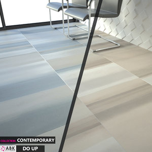3D tile abk contemporary reverse model