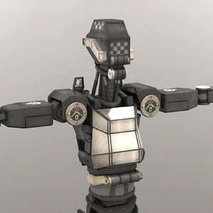 robot android model