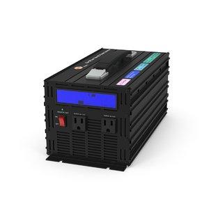 3D model power inverter