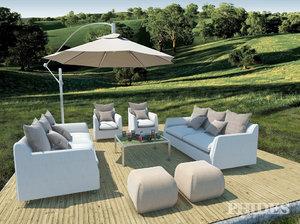 3D model patio