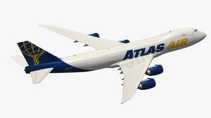 boeing atlas air 3D