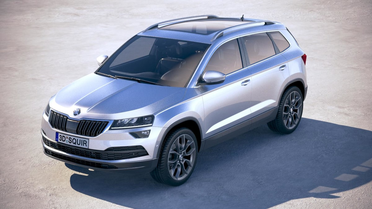 Skoda Karoq 2018 Review Future Cars Release Date