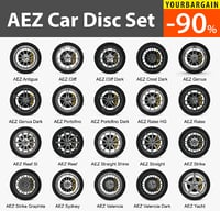 car disks aez 20 model