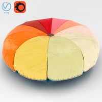 3D model chair couch