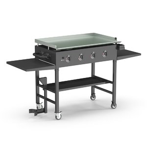 outdoor grill 3D model