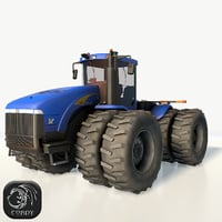 New Holland T9050 tractor