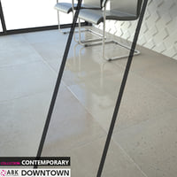 tile abk contemporary downtown 3D
