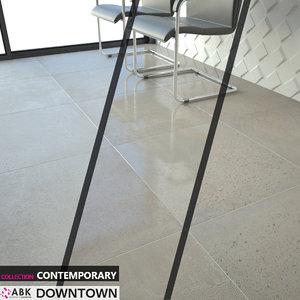 tile abk contemporary downtown 3D