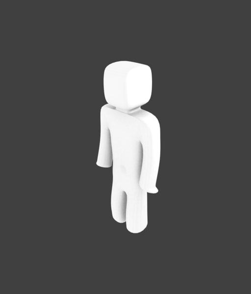 3D developer model
