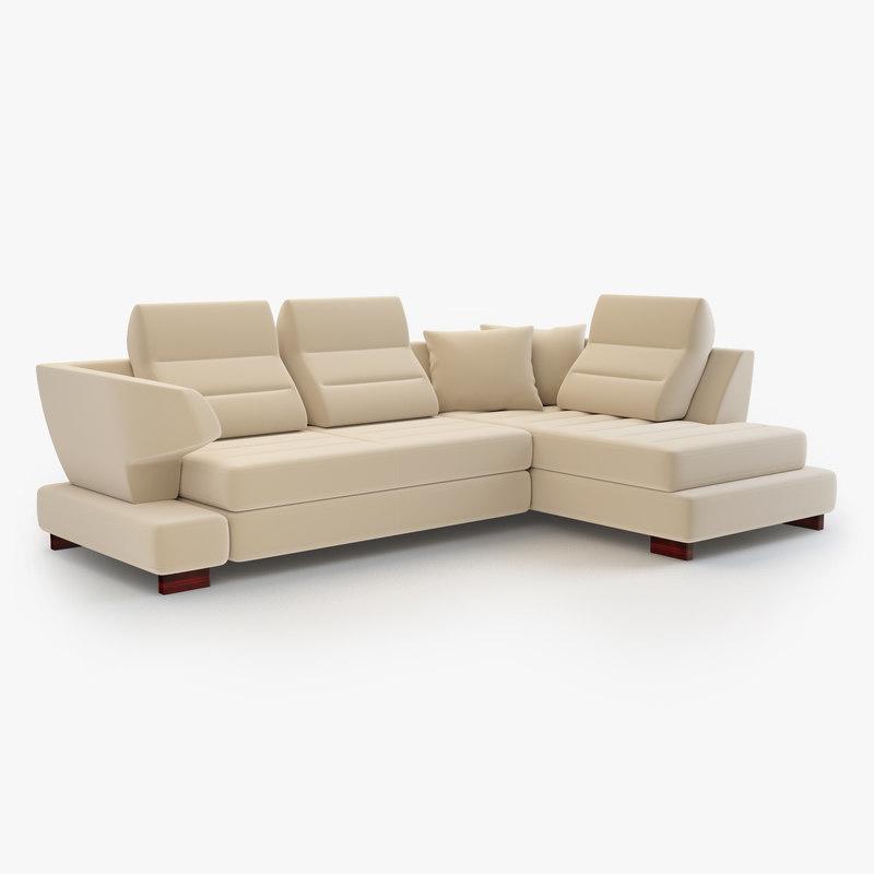 corner sofa chicago model