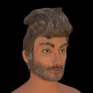 character hq 3D