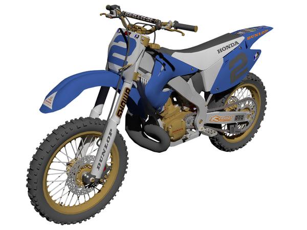 superbike 3D model