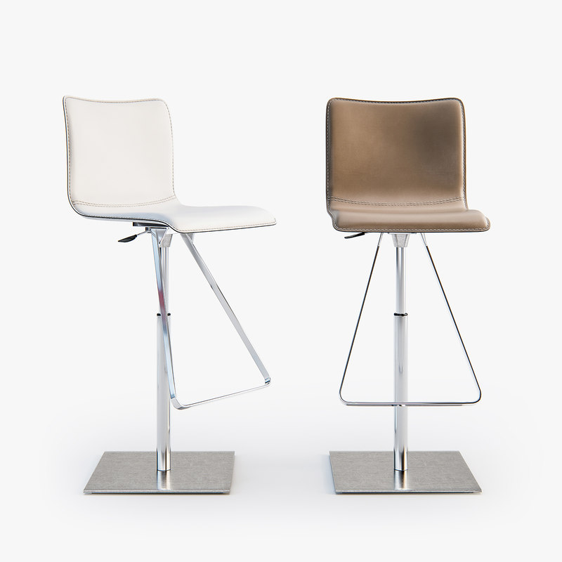 3D cattelan italia toto stool