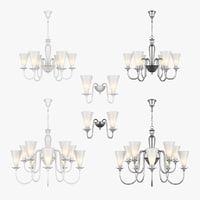 3D chandelier torica lightstar