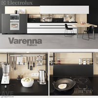 3D ave electrolux volume poliform model