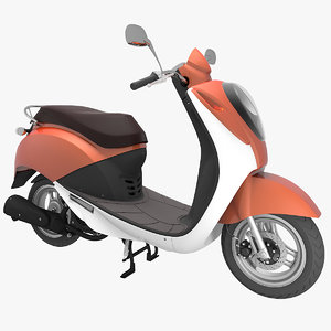 scooter 02 model