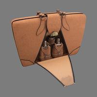 travel bag model