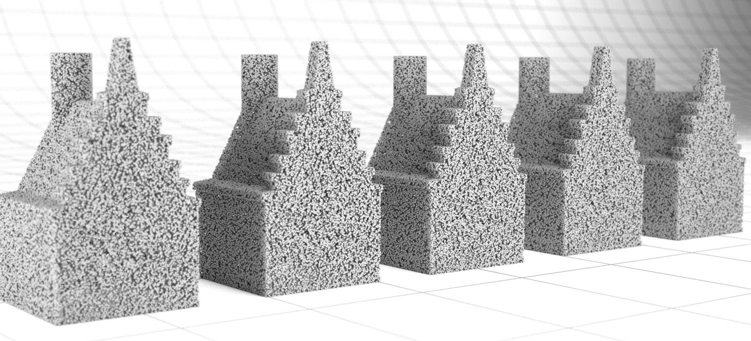 art house 2014 raw 3D model