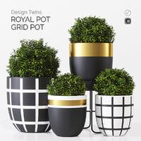 Designtwins pot one