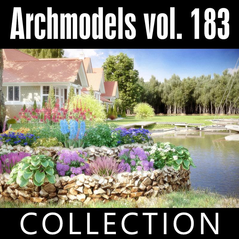 archmodels vol 183 model