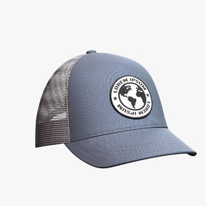 baseball hat 13 3D