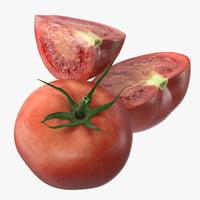 3D tomato realistic