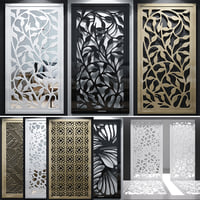 Decorative screen 02