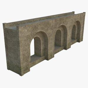 stone bridge 4 model