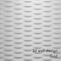 Wall Tiles Atlas Concorde 3d Wall Grid